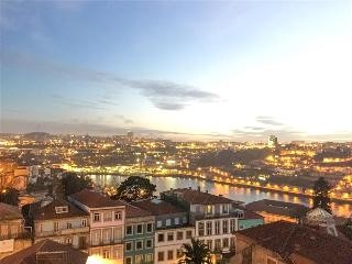 RE1- Superb 4Br apt, river view, elevator, AC, Porto