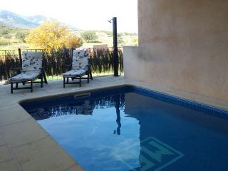 Casa rural con piscina en los Montes de Toledo, Navas de Estena