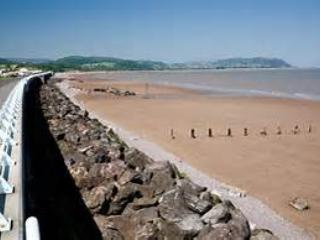The beaches at Blue Anchor are nearby