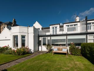Luxury self catering house on the beach - Beachend, Elie