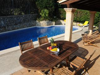 Villa near mountain and sea, Alcudia