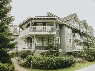 Lovely one Level 2 bed , 2 bath townhouse across from Village in Granite Court Unit 312, Whistler