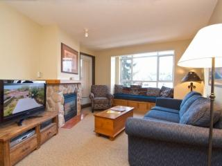 Nicely remodeled Deer Lodge 1 Bed, 1 Bath condo in Whistler Village Unit 350