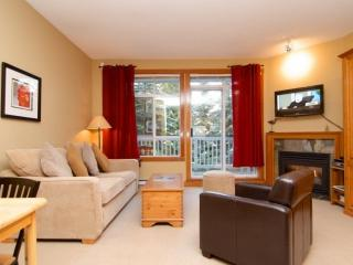 Granite Court charming studio Townhome only steps from the Village unit #308, Whistler