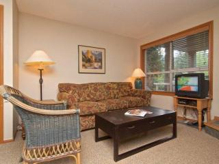 Charming 1 Bedroom townhome at Glacier Reach, Village North location, Whistler