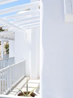 Every balcony has endless views
