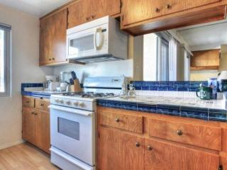 Gas stove and over the range microwave
