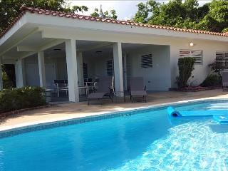 Marbella - Countryside Setting & Southside Caribbean Views, Vieques
