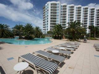 GORGEOUS views of Henderson Beach from this 7th floor unit at the Palms Of
