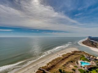 JUNE DISCOUNT!! Oceanfront N BeachTOWERS Penthouse 5BR 5BA 2.5 Acres of Pools,Sw
