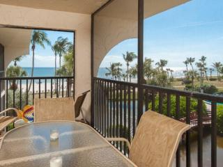 NEWLY REMODELED -  Gulf Front, Just steps to the Beach! Enjoy Beach Chairs, Umbr
