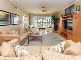 Spectacular Ocean Front 2BR Villa - Amazing Views From Every Room!, Hilton Head