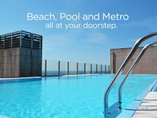 Your rooftop pool during your stay.