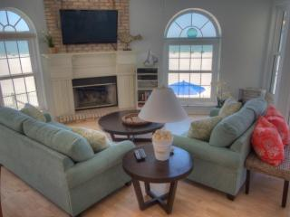 Extra Large Beach Townhome.  Directly on the Gulf and Sand.  Wonderful Beach Vie