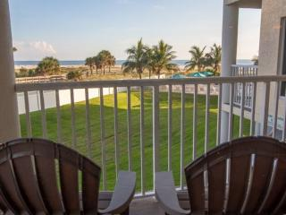 Great Family Value.  Lower Floor with Great View of Gulf.