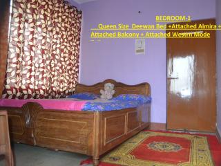 2BHK FLAT+2 BATHROOMS+1AC ROOM+GYSER+FREEZE+RO etc, Patna