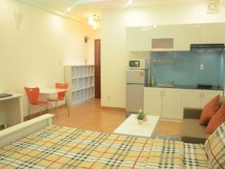 Serviced studio with kitchen in district 1, Ho Chi Minh City