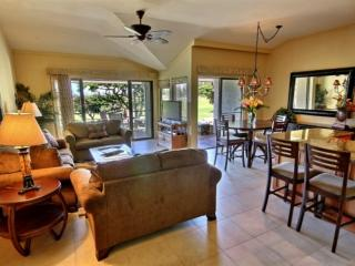 Beautiful Kapalua Golf Villa-Covered Lanai with Golf Course Views-Gourmet Kitche