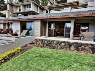 Stunning Kapalua Golf Villa - Gourmet Kitchen - Golf & Ocean View - Lanai