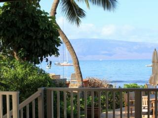 Beachfront Stunning Lahaina Beach House