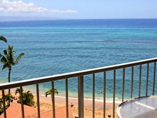 Great Views - Royal Kahana 7th Floor Ocean View 1 bedroom / 1 bath, Lahaina