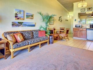 $ 190 nt - Terrific Ocean Views - Napili Shores Studio G-257 - Open March Dates!, Napili-Honokowai