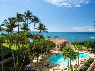 Spacious Royal Kahana Ocean View Studio, Lahaina