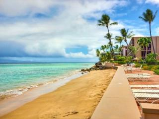 Oceanfront Makani Sands One Bedroom