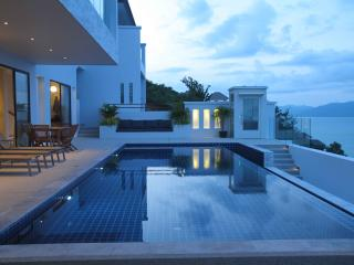 5 Bedroom Panoramic Beach View Villa, Plai Laem