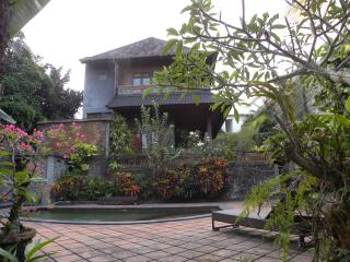 Mari Guesthouse Ubud - private villa with pool