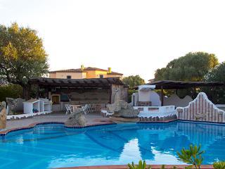 Villa bifamiliare, Arzachena