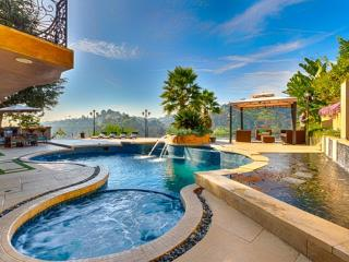 Hollywood Hills View Estate, Los Angeles