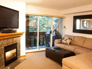 2 bedroom townhome in Whistler Village
