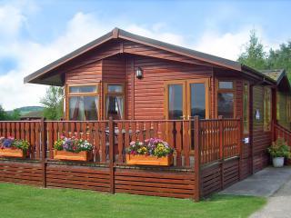 Kingfisher Lodge at Borwick, South Lakeland, Lake District