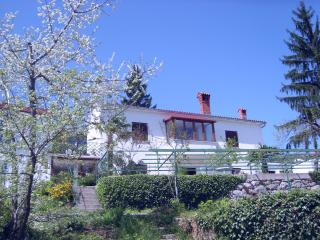 House  DRAGA - a  holiday home  with  the breath-taking view of the Kvarner bay