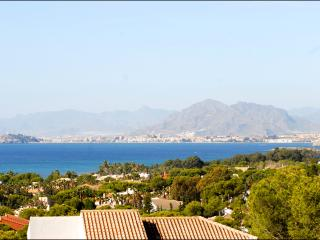 AZ01- 2 Bed Duplex Apartment, Sea Views, San Gines, La Azohía