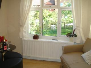 Attractive garden studio apartment in Wimbledon