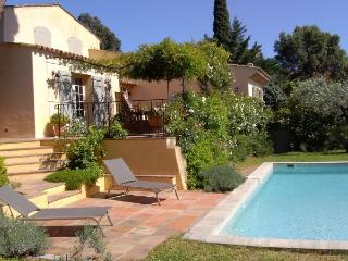 Beautifully Restored Stone Villa with Private Pool, Grimaud