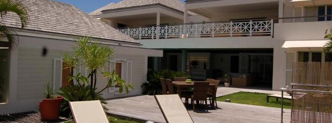 Villa La Pointe 5 Bedroom SPECIAL OFFER, Gustavia