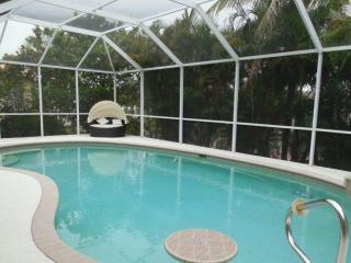 Gulf Access Canal Home, Cape Coral