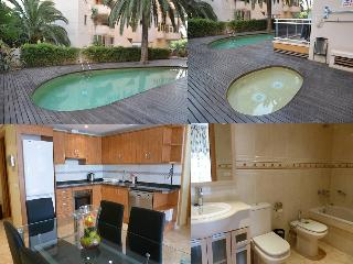 Ideally located with pool, near centre & beach., Salou