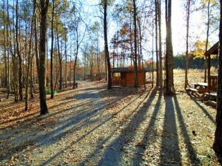 Cedar Cabin rental # 2 QUEEN SIZE BED