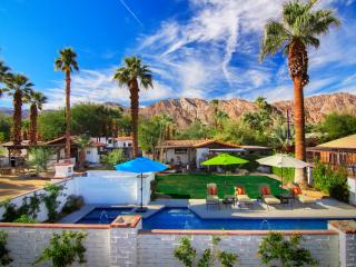 CASA MARTINEZ | 2 CASITA HOME, SLEEPS 8, POOL/SPA, MOUNTAIN VIEW, GATED, IN COVE
