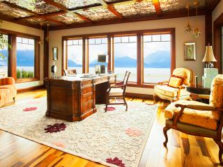 Escape to Neverland! Room for 30 ~ An Alaskan Estate for Perfect for Families!, Homer