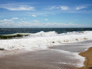 The Beach at Sea Gate