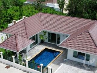 3 bdr Villa for short-term rental  Phuket - Chalong