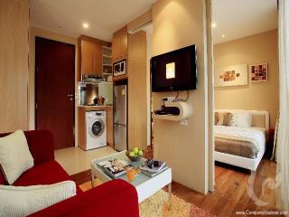 1 bdr Condominium for short-term rental  Phuket - Patong