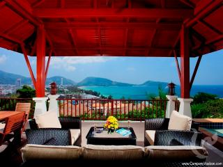 3 bdr Villa for short-term rental  Phuket - Patong PH-V19-3bdr-3