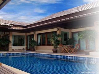 3 bdr Villa for rent in Samui - Bophut SA-V-3bdr-125