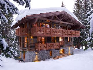 Chalet Les Gentianes, Sleeps 14, Courchevel